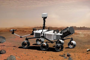 NASA: Curiosity finds that the oxygen content on Mars suddenly rises, and then mysteriously disappears?