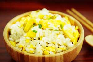 If you like egg fried rice, here are ten ways to make egg fried rice!
