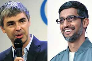 Google CEO salary exposure: basic annual salary of $ 2 million, plus $ 240 million in stock rewards!
