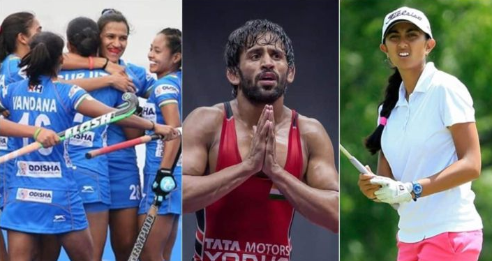 LIVE Tokyo Olympics 2020 Live Score Today, Day 15 Latest Updates: World No.1 Wrestler Bajrang Punia to Start Campaign; Women's Hockey Team to Fight For Bronze vs Great Britain
