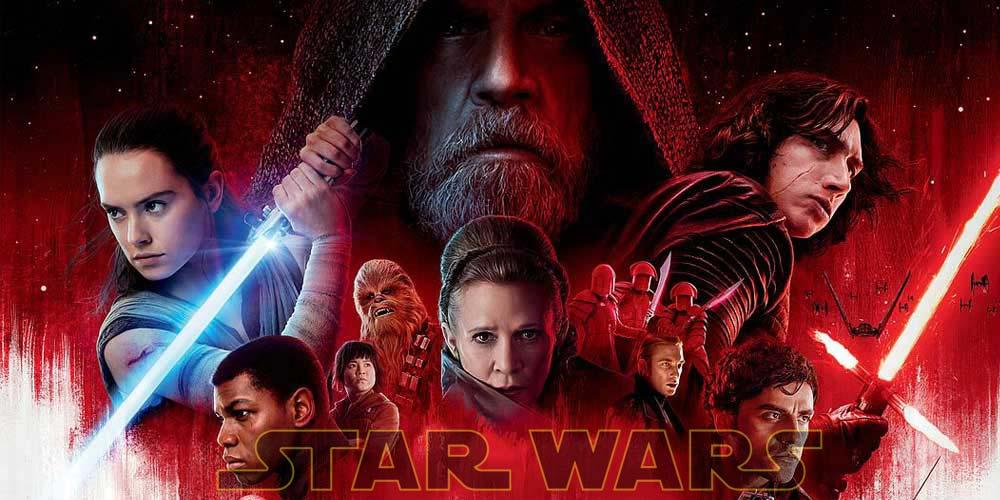 La série de films Star Wars, tous les films Star Wars à ce jour, valent la peine d'être visionnés à la maison le week-end!
