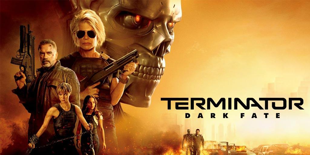 Réveille l'âme de Terminator: Terminator: Dark Fate!