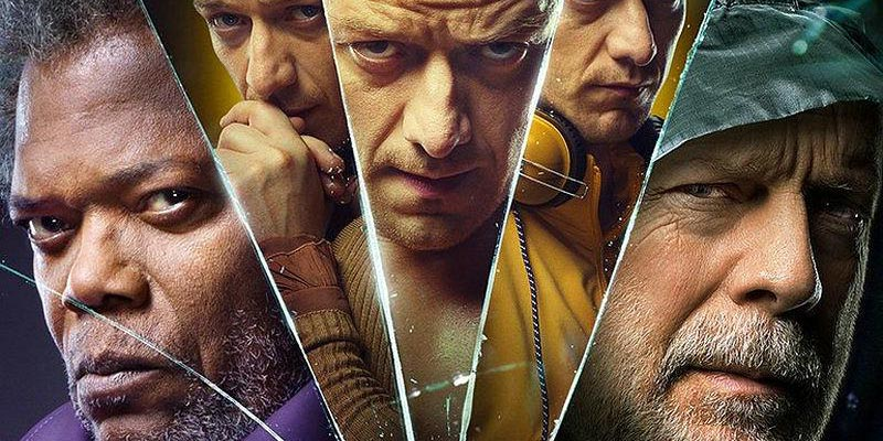 Glass North American Weekend Box Office Champion
