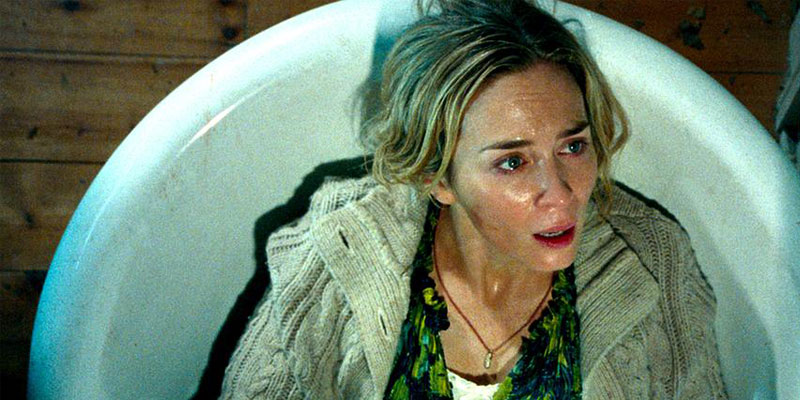 A Quiet Place 2 officially started the director to shine!
