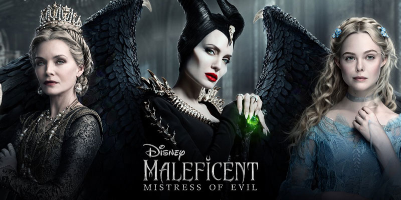 Maleficent: Mistress of Evil: More cinematic than the first!