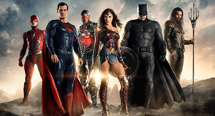 JUSTICE LEAGUE WAS INITIALLY TWO FILMS